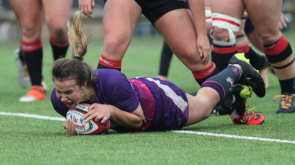 Loughborough Rugby playing match