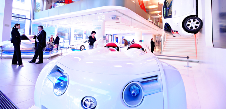 Toyota Retail System